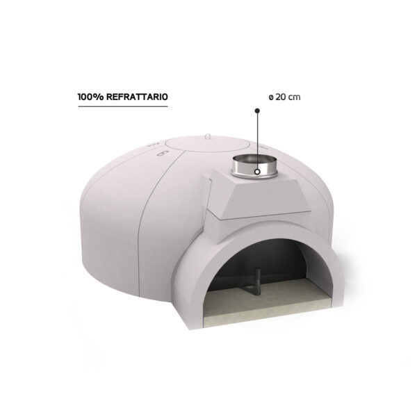 FP 120 - Forni pizza