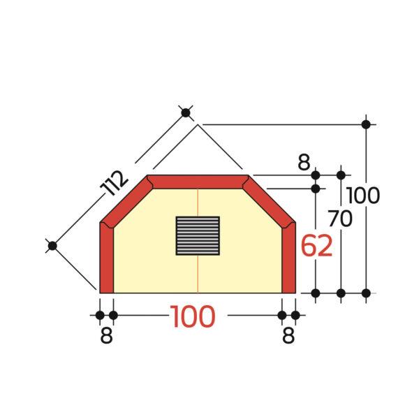 KR 100 Super - Caminetti