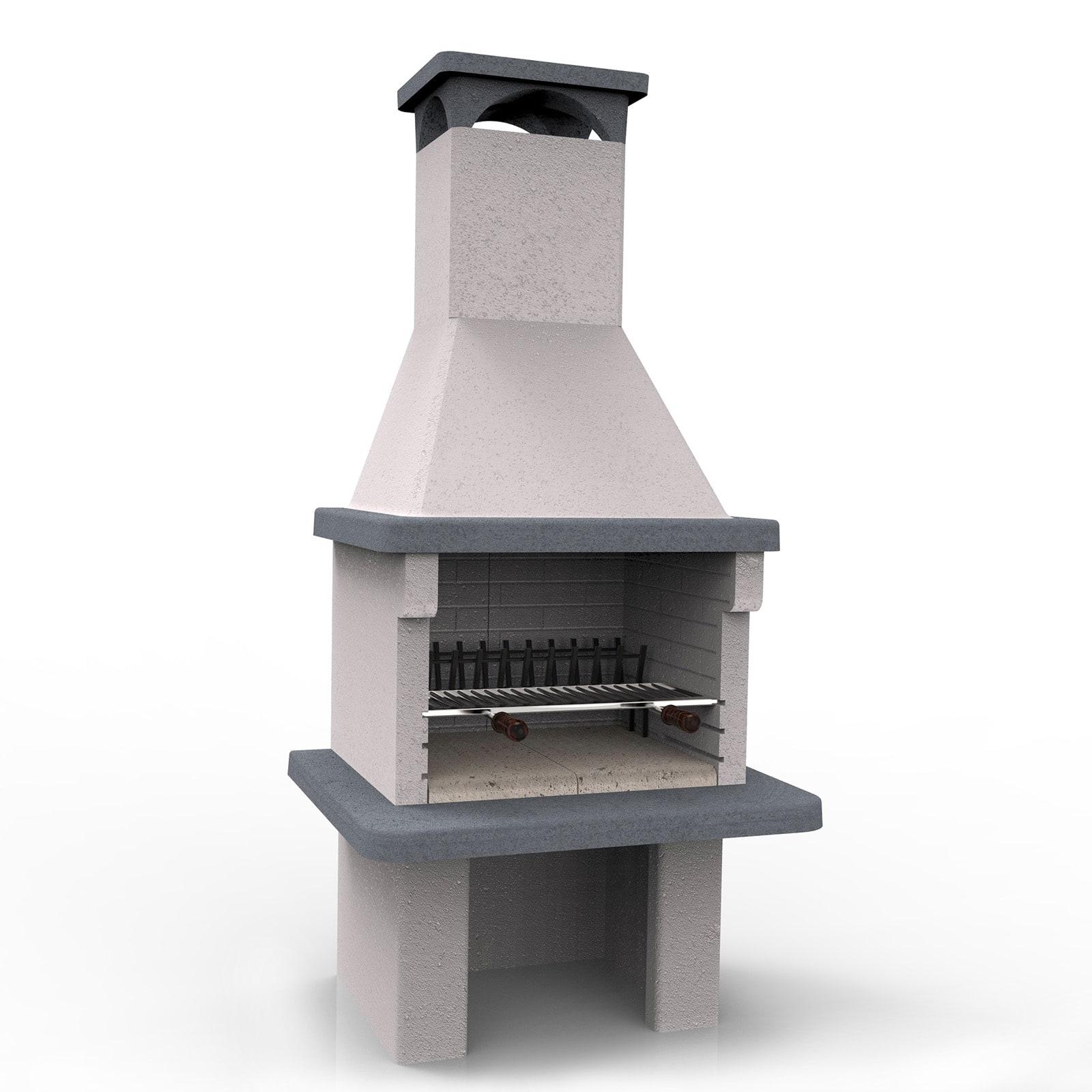 CASALE - Barbecue in muratura