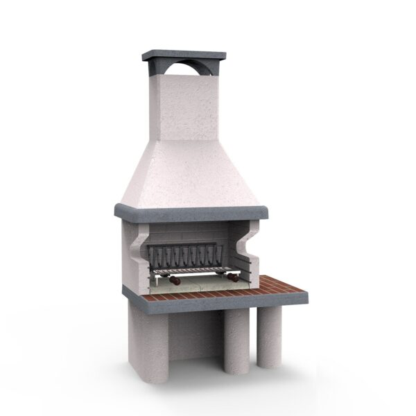 PRIMAVERA L - Barbecue in muratura